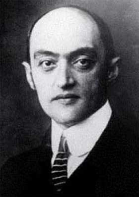 йозеф шумпетер портрет