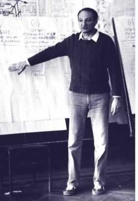 Щедровицкий Георгий, организационно деятельностная игра, АЭС, ОРУ-2