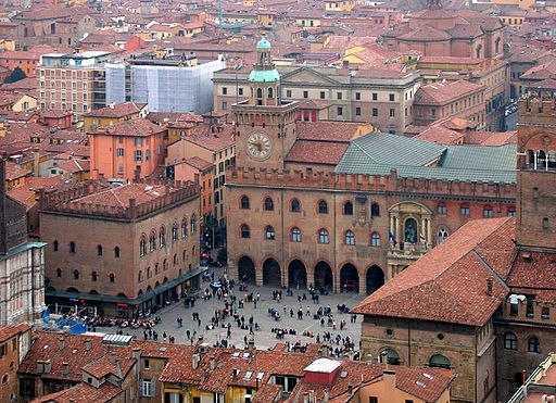 старейший университетский центр Европы. Основан в 1088