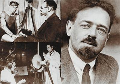 Бернштейн эксперименты