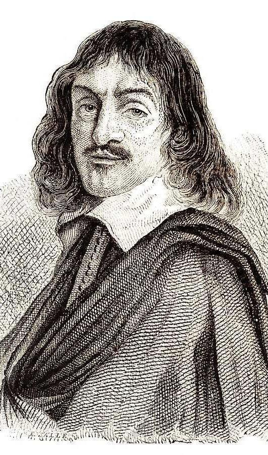 К истории логических программ Рене Декарт (1596-1650)