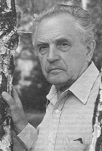 Один из основателей московского методологического кружка Зиновьев Александр Александрович (1922-2006)