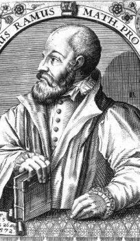 К истории логических программ Петр Рамус (1515-1572)