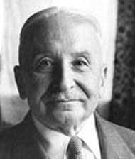 Людвиг фон Мизес  1881-1973