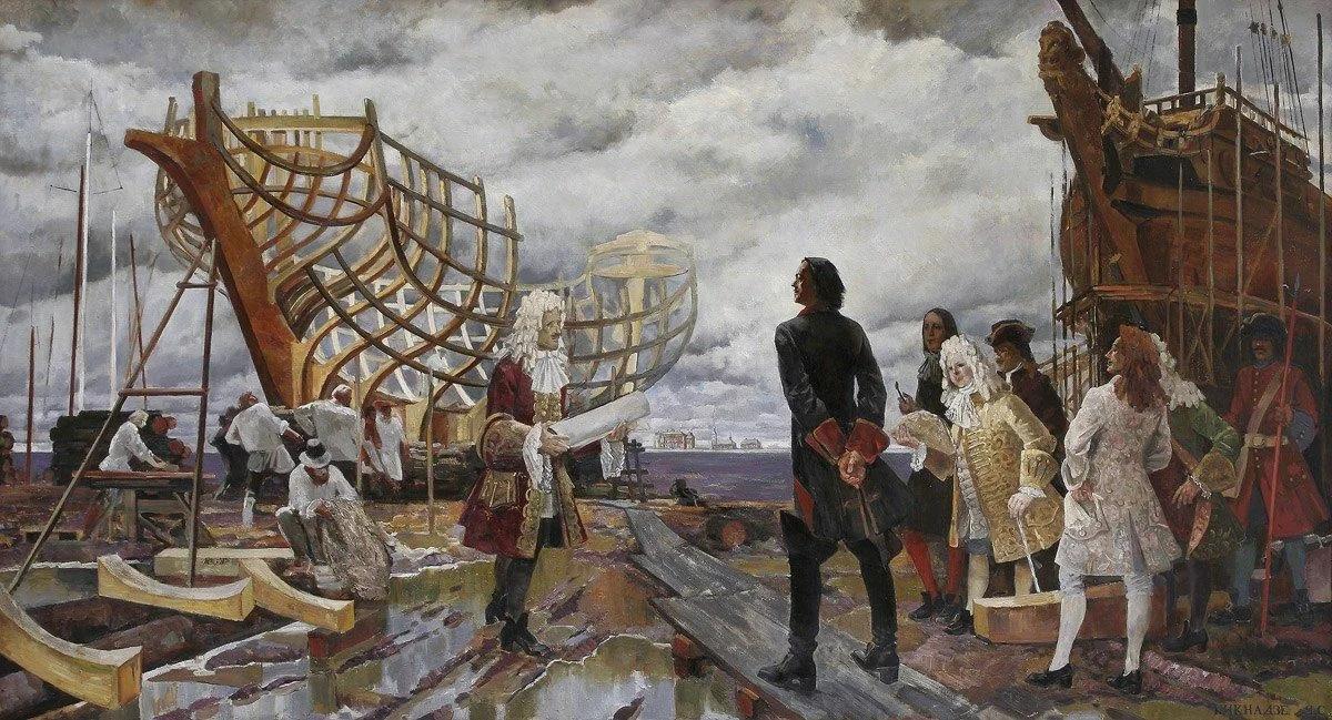 Азбука промышленных революций:<br>основания