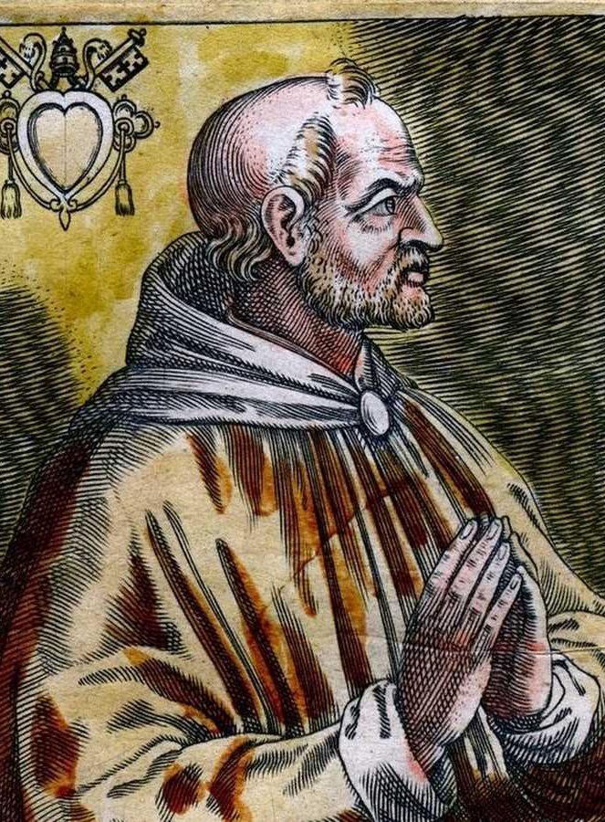 Петр Испанский (Пьетро Ребули-Юлиани) (1220-1277)