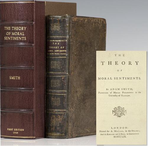 Адам Смит теория нравственных чувств книга