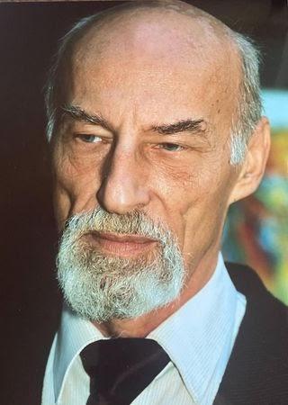 Портрет Глазычева Вячеслава Леонидовича