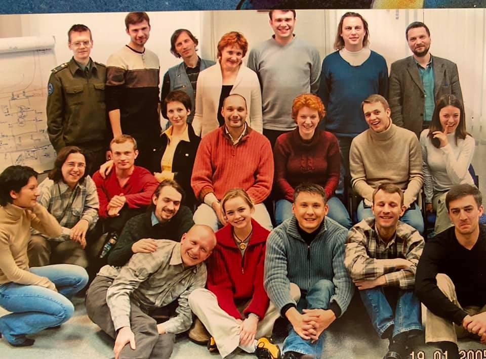 участники Школы Культурной Политики (ШКП) - групповое фото