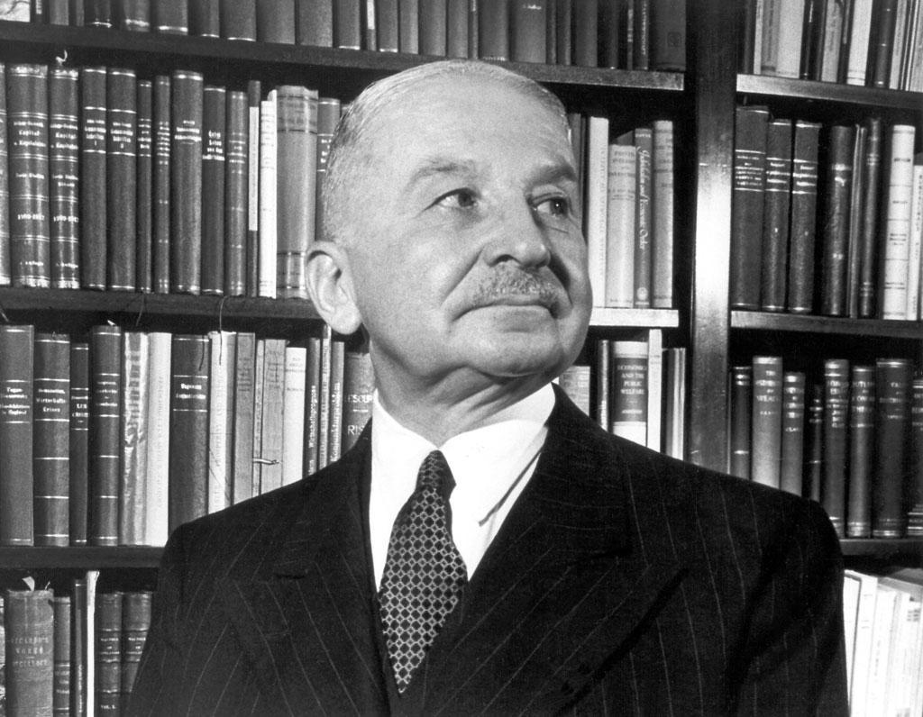 Людвиг Фон Мизес (1881-1973)- экономист