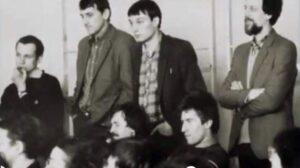 петр щедровицкий в институте1984 год