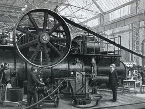 Азбука промышленных революций: не «железки», а «система разделения труда»