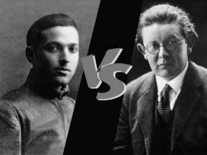 Пиаже vs Выготский:  понимание vs мышление
