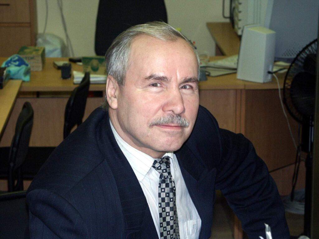 Анисимов Олег Сергеевич