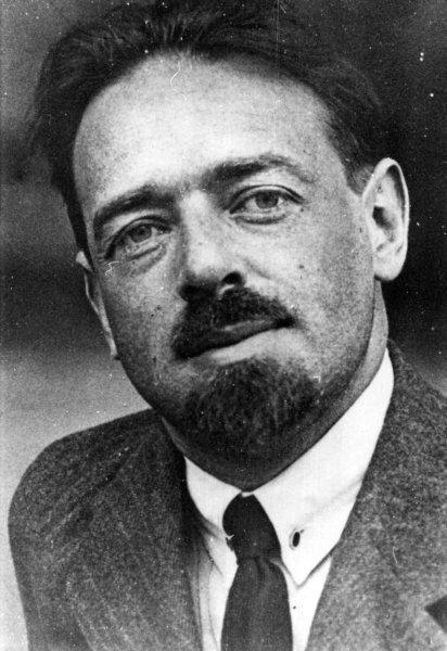 Н.А. Бернштейн портрет фото
