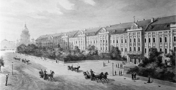 императорский санкт-петербургский университет