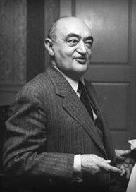 Joseph Schumpeter photo