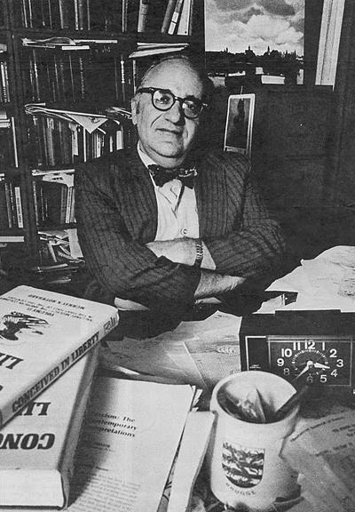 Murray Newton Rothbard photo