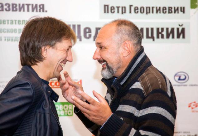 щедровицкий петр и ищенко роман
