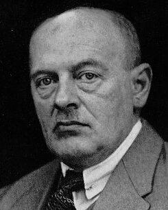 Немецкий философ Макс Ше́лер