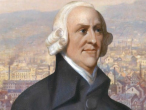 ADAM SMITH'S IDEAS ON THE DIVISION OF LABOR