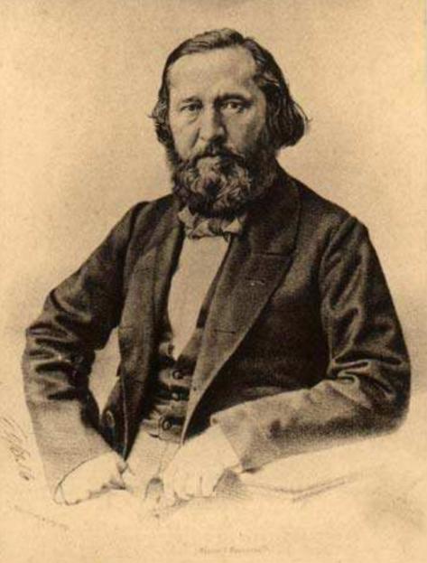 Аксаков Константин Сергеевич - русский философ