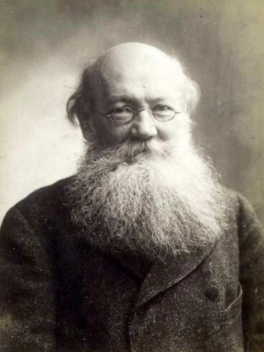 Кропоткин Петр Алексеевич - русский философ